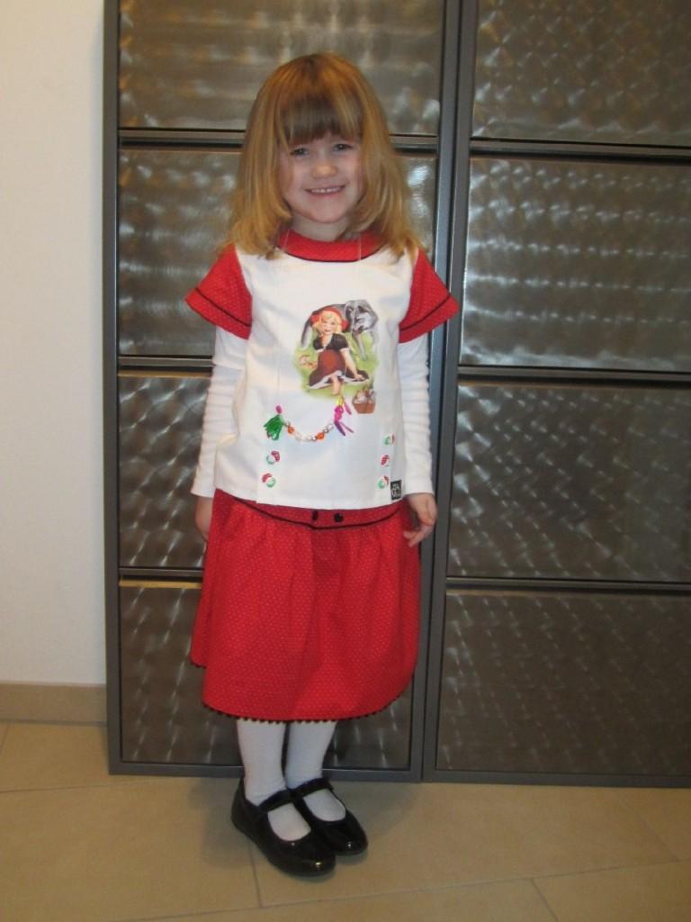 Produkttest – märchenhafte Kinderkleidung von Dini Door