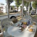 01 Camping SaSavio Frühstück 125x125 - Urlaubstagebuch Ca'Savio Italien – Verpflegung und Einkaufsmöglichkeiten