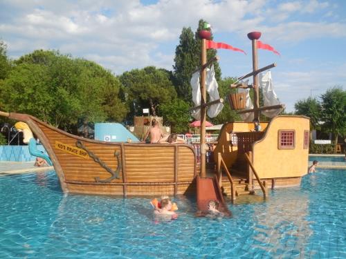 Urlaubstagebuch Ca'Savio Italien – Freizeitaktivitäten