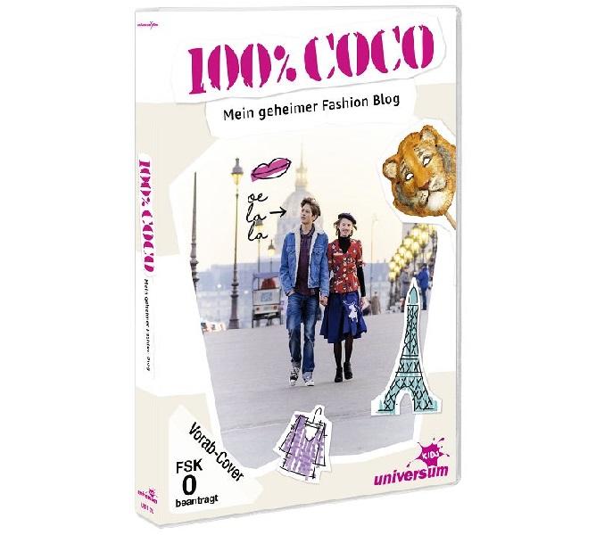 Gewinnspiel: 100% COCO auf DVD