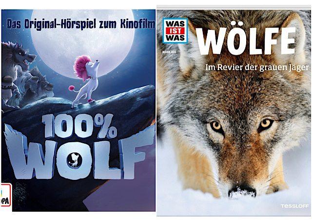 Gewinnspiel: 100% WOLF