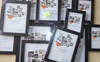 12er Set Bilderrahmen von Photolini 3 400x250 - Produkttest: 12er Set Bilderrahmen von Photolini