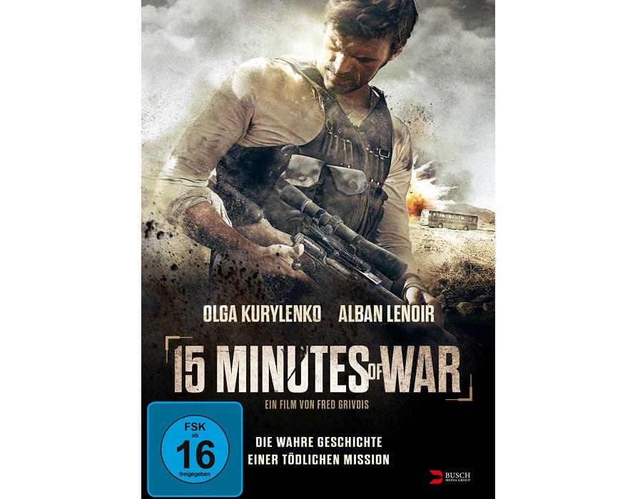 Gewinnspiel: 15 MINUTES OF WAR