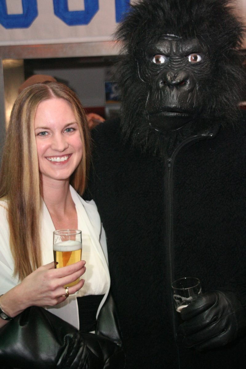 2 - Fotos - Motto-Party Hollywood - King Kong und Ann