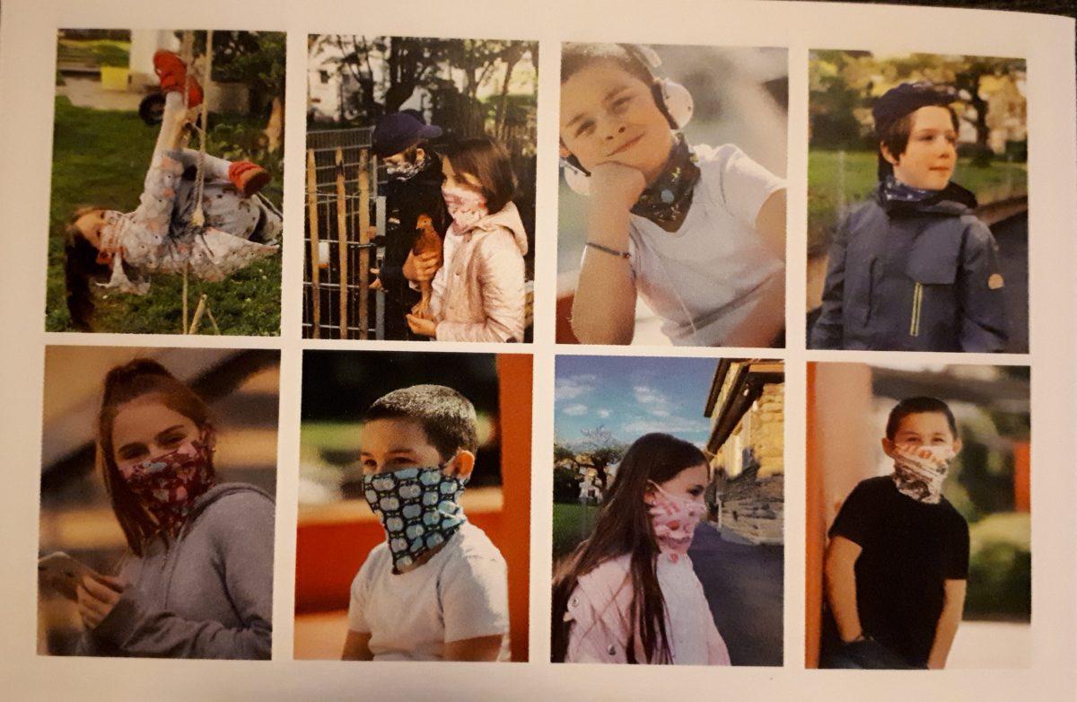 Produkttest: Coole Kids Mund-/Nasenmasken