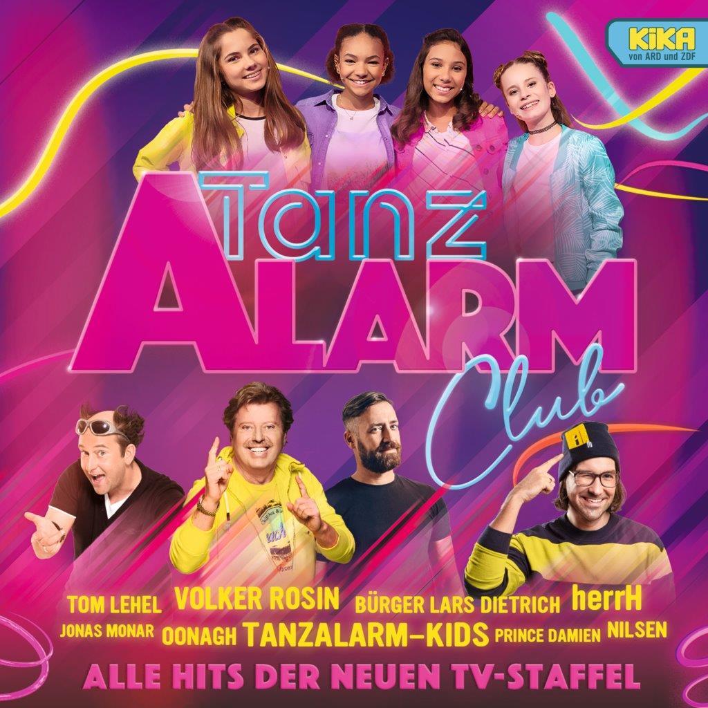 Gewinnspiel – TanzAlarm Club