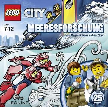Gewinnspiel: Lego City-Meeresforschung