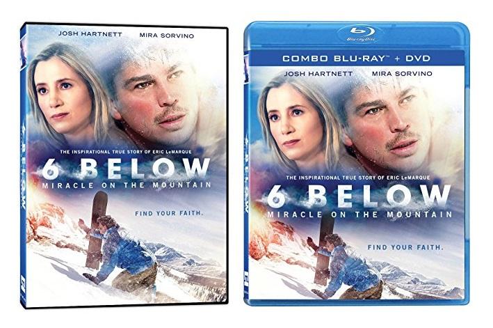 6 BELOW – Verschollen im Schnee - Gewinnspiel: 6 BELOW – Verschollen im Schnee