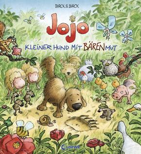 Jojo – Kleiner Hund mit Bärenmut vom Loewe Verlag