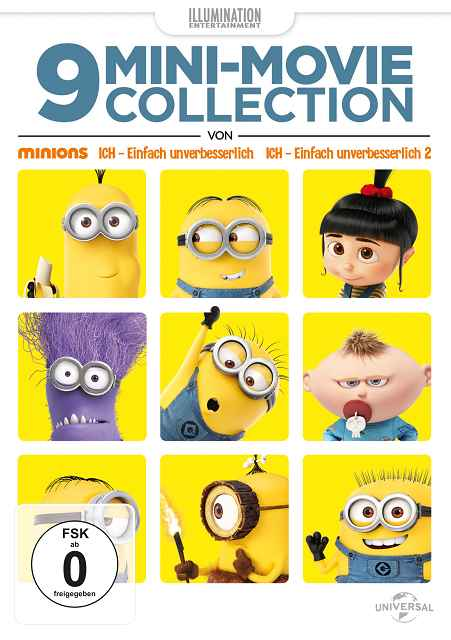 9 Mini-Movies Collection