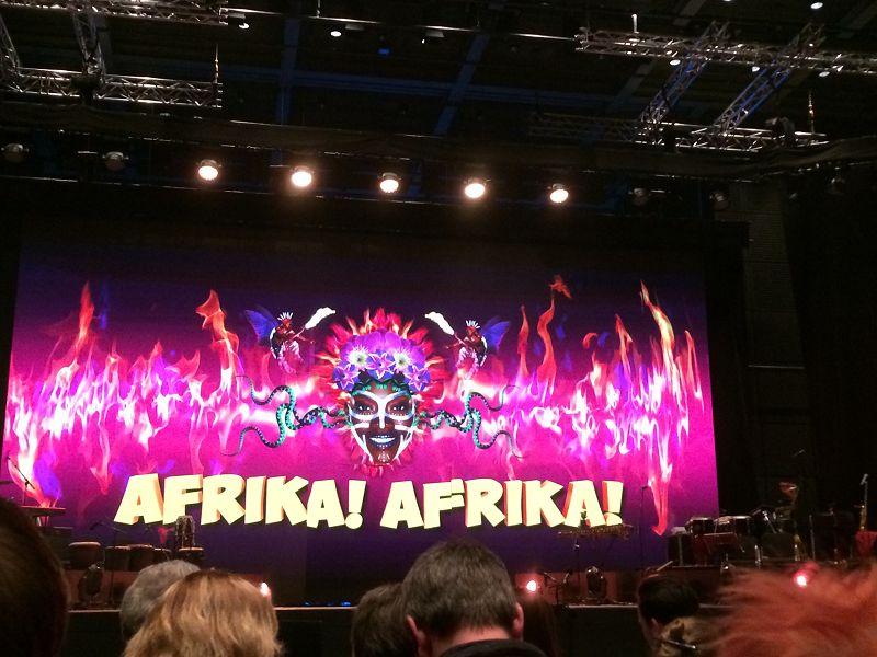 AFRIKA AFRIKA Bewertung 1 - AFRIKA! AFRIKA! - unsere Meinung zur Show