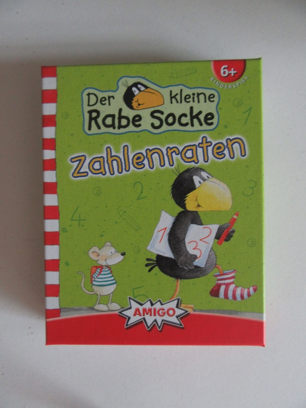 Rezension – AMIGO – Zahlenraten