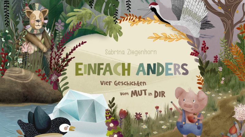 """""""Einfach Anders"""" von Sabrina Ziegenhorn"""