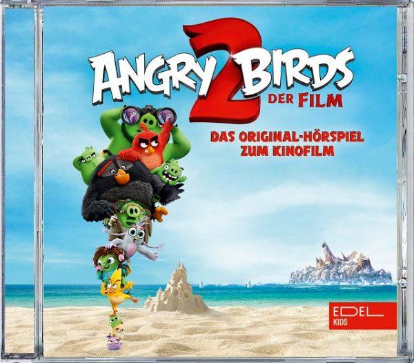 ANGRY BIRDS 2 – DER FILM als Hörspiel!