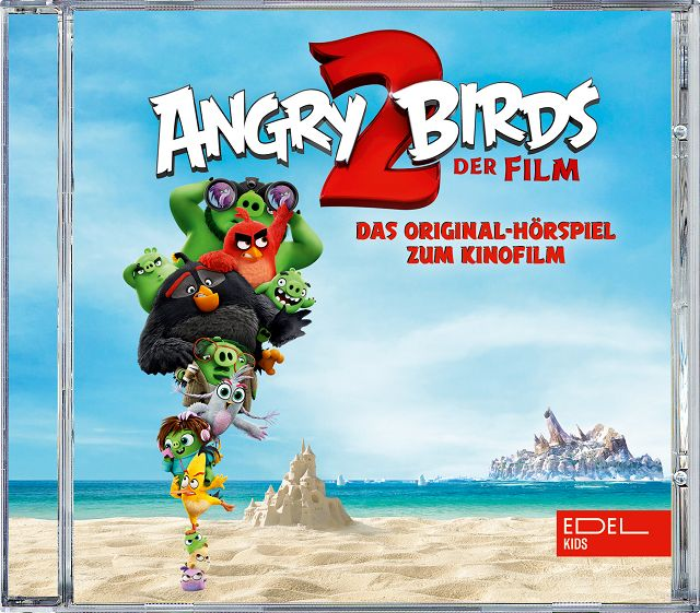 Gewinnspiel: ANGRY BIRDS 2 – DER FILM als Hörspiel
