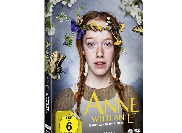 Gewinnspiel: ANNE WITH AN E – NEUES AUS GREEN GABLES