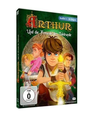 ARTHUR UND DIE FREUNDE DER TAFELRUNDE Gewinnspiel 2 - Gewinnspiel: ARTHUR UND DIE FREUNDE DER TAFELRUNDE