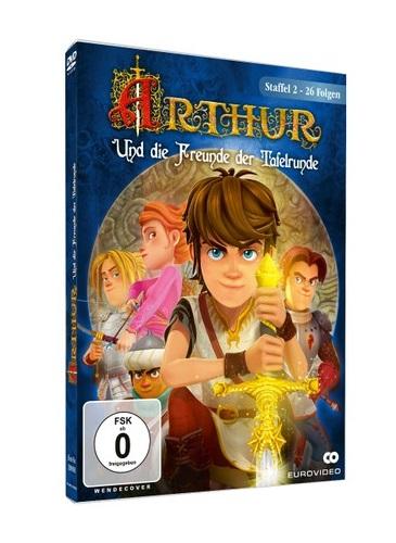 ARTHUR UND DIE FREUNDE DER TAFELRUNDE Gewinnspiel 3 - Gewinnspiel: ARTHUR UND DIE FREUNDE DER TAFELRUNDE