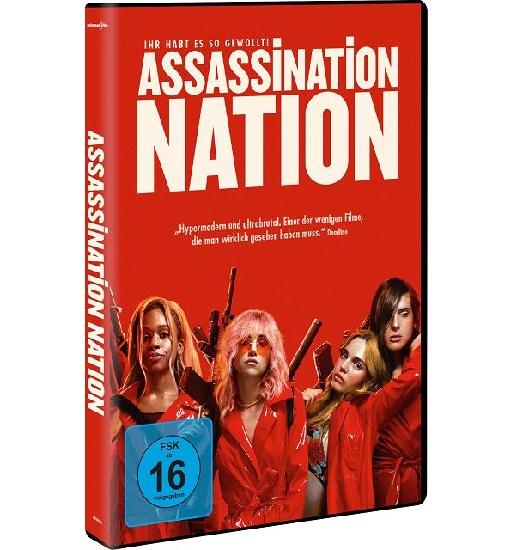 Gewinnspiel: ASSASSINATION NATION