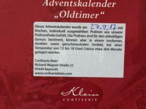 Adventskalender mit Pralinen von der Confiserie Klein 4 300x225 - Adventskalender mit Pralinen von der Confiserie Klein