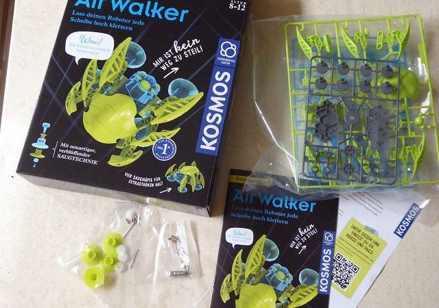 Produkttest: Air Walker von Kosmos