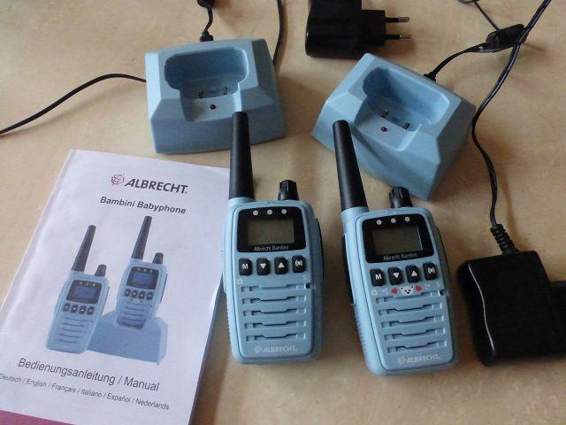 Albrecht Bambini 2 in 1 Babyphone 10 - Tester gesucht: Albrecht Bambini 2 in 1 Babyphone