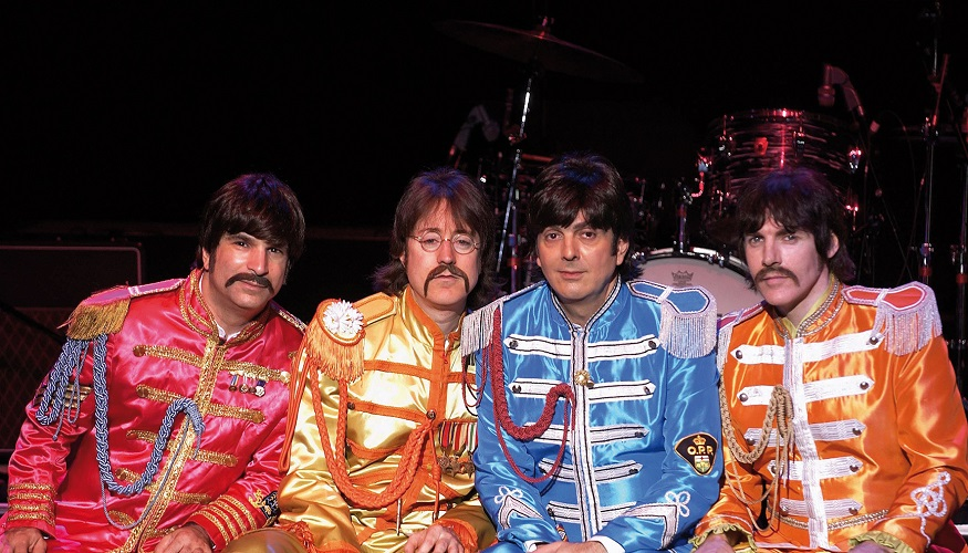 """Beatles-Musical """"all you need is love!"""""""