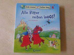 Alle Ritter reiten looos! (2)