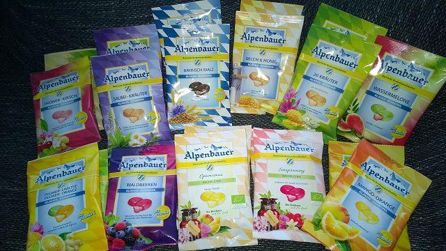 Produkttest: Alpenbauer Bonbonpakete