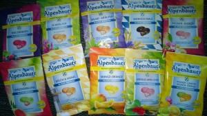 Alpenbauer Bonbons im Test (3)