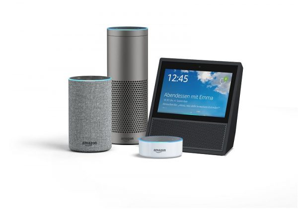 Amazon Echo und Amazon Echo Dot