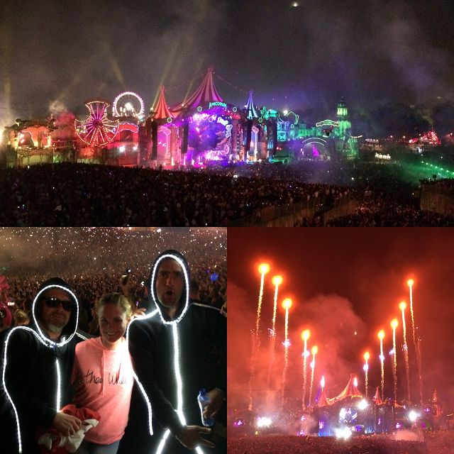 Amicorum Spectaclum Tomorrowland 2017 5 - Amicorum Spectaculum - Tomorrowland 2017 deluxe mit Full Madness Pass und Spectacular Dreamlodge