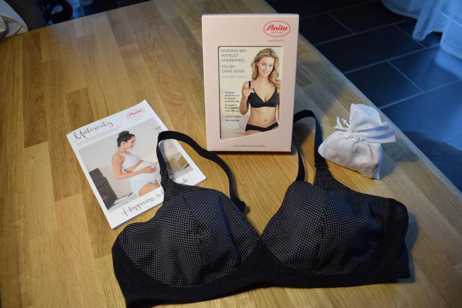 Produkttest: Miss Mimi – Triangel Still-BH von Anita Maternity