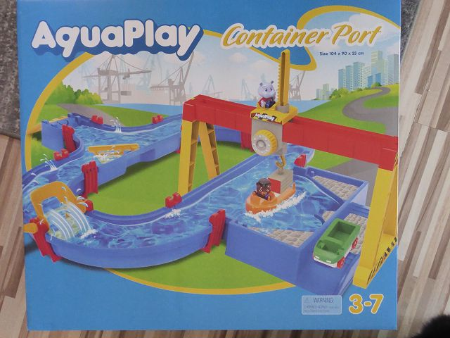 Produkttest: AquaPlay ContainerPort