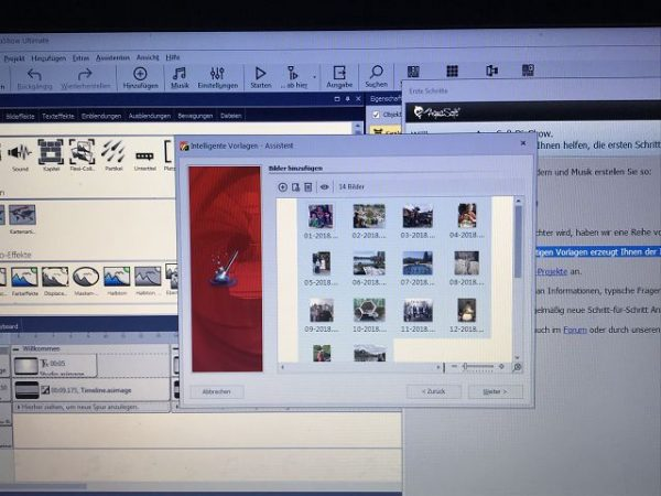 AquaSoft DiaShow 11 Premium im Test 1 600x450 - Testaktion: AquaSoft DiaShow 11 Premium