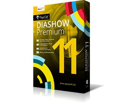 Adventskalender Tür 7: AquaSoft DiaShow 11 Premium