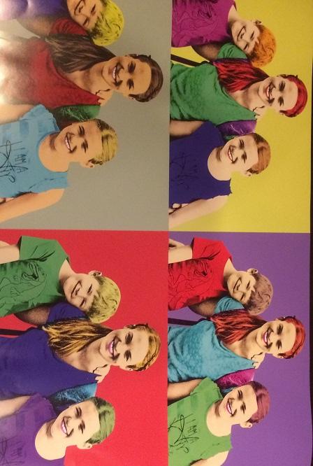 ArtYourFace Andy Warhol 2 - Tipps für schöne Leinwand Fotos