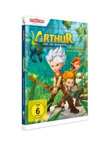 Arthur und die Minimoys  225x300 - Rezension - Gewinnspiel Arthur und die Minimoys
