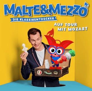 Gewinnspiel Malte und Mezzo – Die Klassikentdecker
