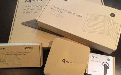 Aukey Produkttest 1 400x250 - Produkttest: AUKEY Bluetooth Kopfhörer, Headset und Laptop Kühler