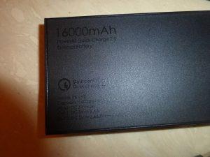 Aukey Solarladegerät und die 16000mAh Powerbank (22)