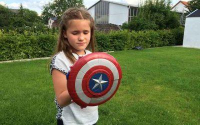 Avengers Captain America Blaster Reveal Schild 6 400x250 - Produkttest: Avengers Captain America Blaster Reveal Schild