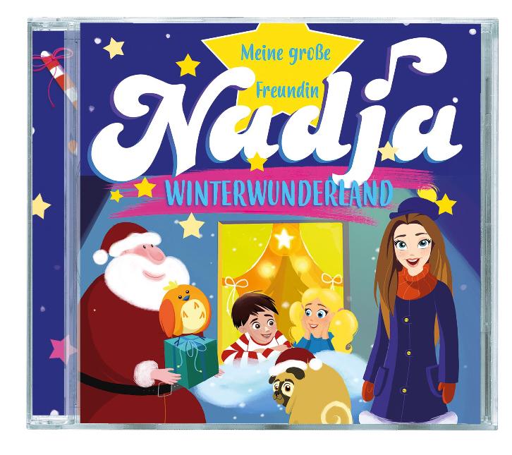 """Winterwunderland von """"Meine große Freundin Nadja"""""""