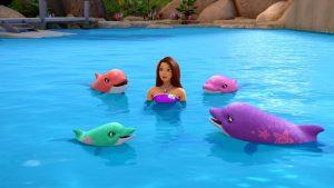 BARBIE – MAGIE DER DELFINE 5 300x169 - Rezension - Barbie-Die Magie der Delfine