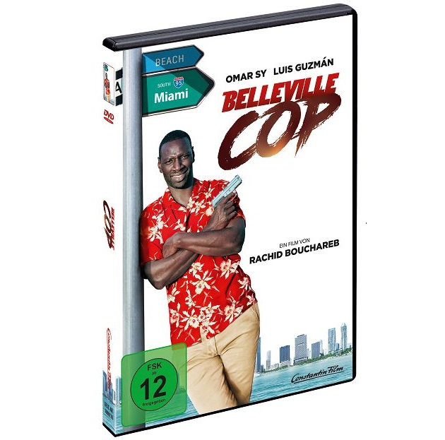 Gewinnspiel: BELLEVILLE COP