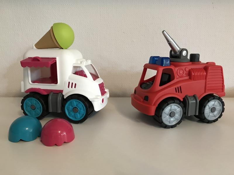 Produkttest- BIG Power Worker Mini