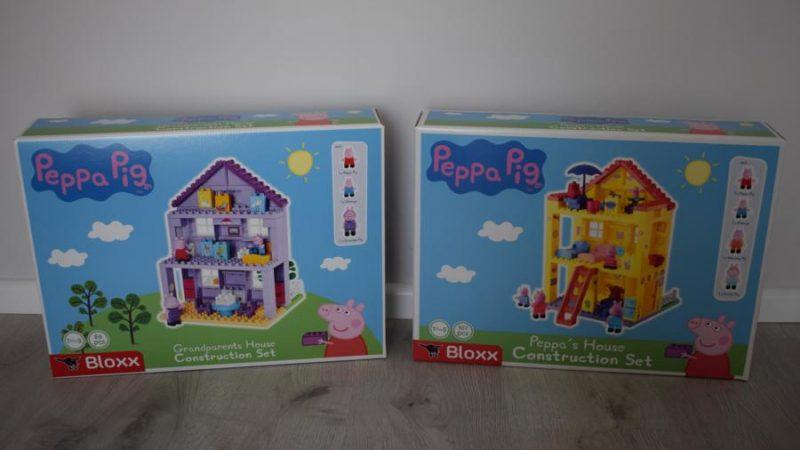 BIG-Bloxx Peppa Pig Peppas House & Grandpa's House im Test