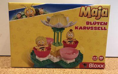 BIG Bloxx Biene Maja 800x600 400x250 - Produkttest: BIG-Bloxx Biene Maja Blütenkarussell
