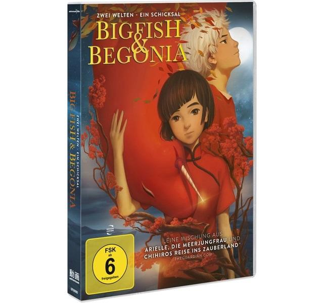 Gewinnspiel: BIG FISH & BEGONIA