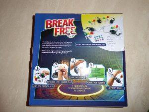 BREAK FREE von Ravensburger 1 300x225 - Rezension: Spiel BREAK FREE von Ravensburger